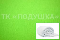 Купить салатовый трикотажный пододеяльник в Ярославле