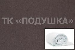 Купить коричневый трикотажный пододеяльник в Ярославле