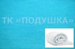 Купить бирюзовый махровый пододеяльник  в Ярославле